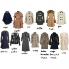 Must Have Coats for Every Woman This Winter!