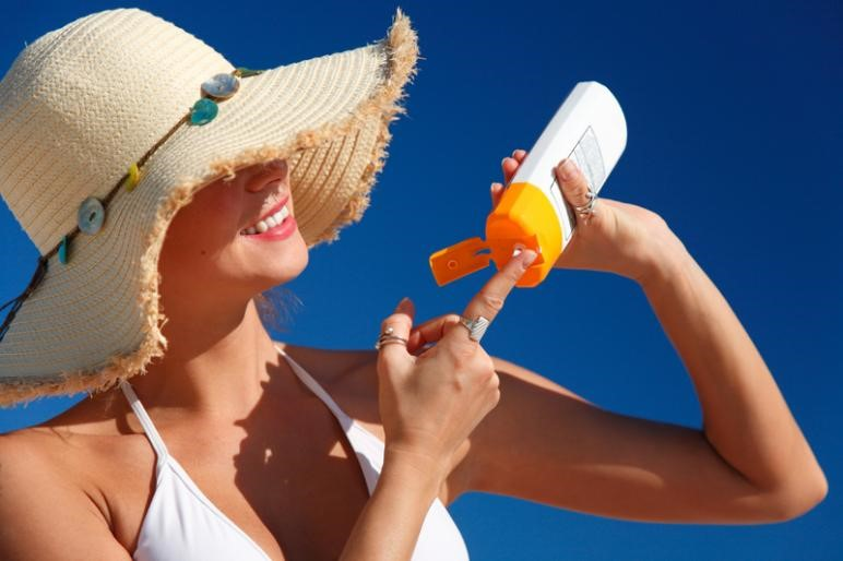Never step out without applying sunscreen