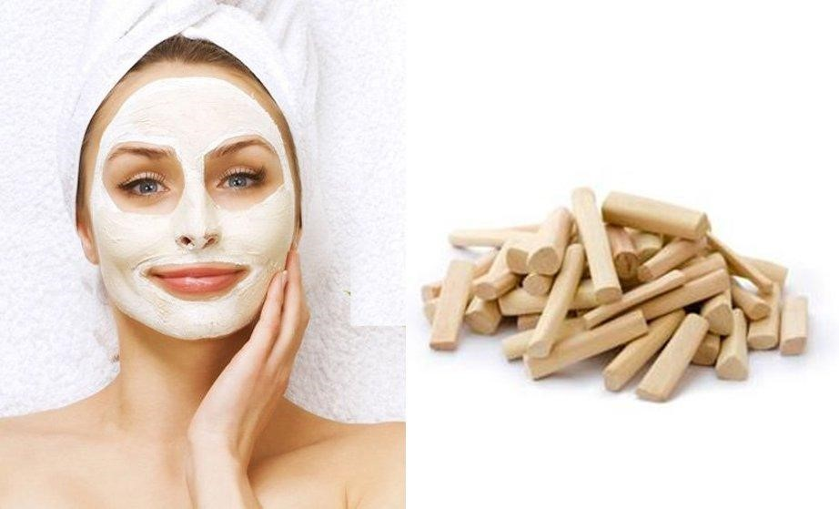 Use sandalwood face pack once a week