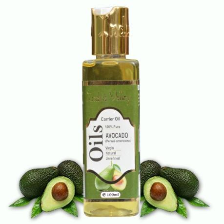 Indus Valley Bio Organic Avocado Carrier Oil