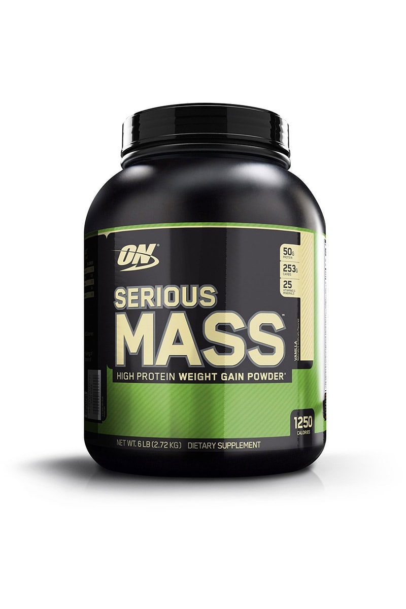 Optimum Nutrition's High Protein Mass Gainer