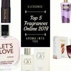 Top 5 Fragrances Online for Men & Women 2018