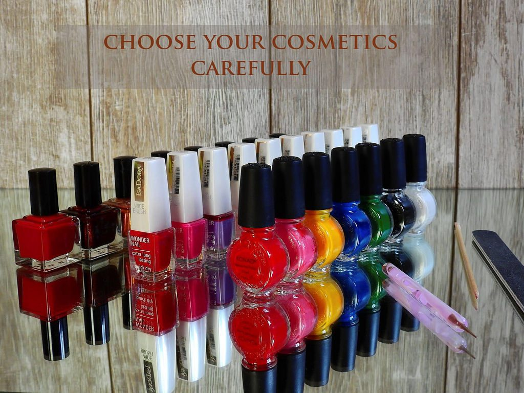 Beware! Buying Cosmetics in India is a Gamble!
