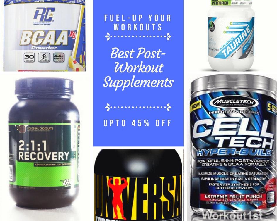 Best 5 Protein Supplement Brands 2018