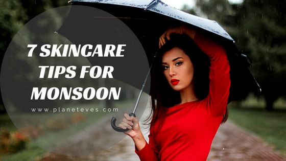 Rainy Season Skin Care Tips: 7 Easy Tips to Maintain Healthy Skin
